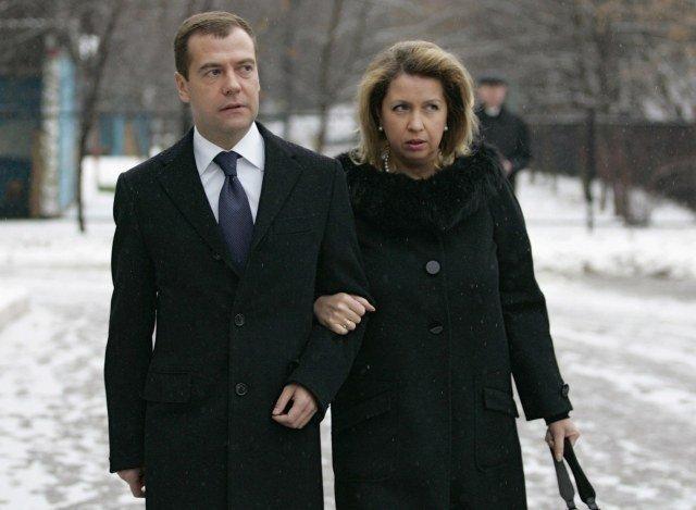 Фото Путина Медведева
